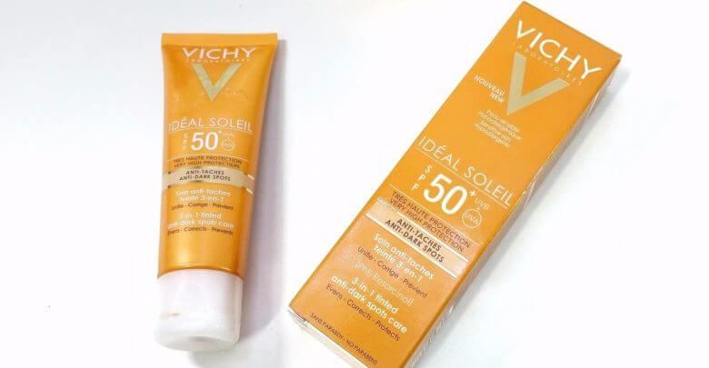 Kem chống nắng Vichy Ideal Soleil Anti Dark Spot