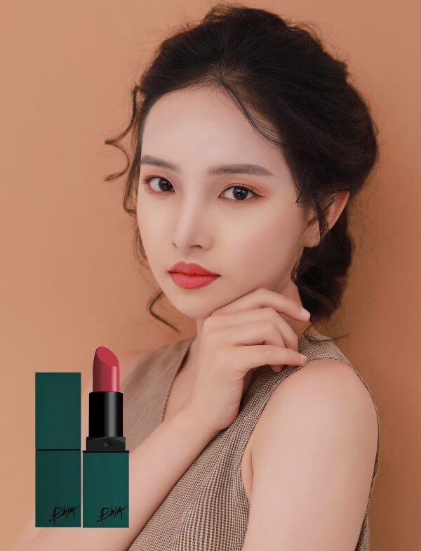 Son lì là gì? Top 10 mẫu son lì vừa tốt vừa rẻ cho phái đẹp 2018 -2019 4.Son-M%C3%B4i-Bbia-Last-Lipstick-Version-2