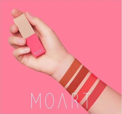 Moart Velvet Lipstick Y Series