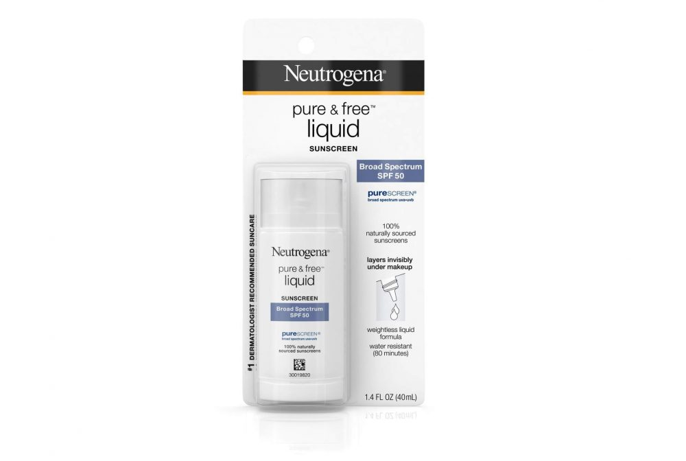 Kem Chống Nắng Neutrogena Pure - Free Liquid SPF 50 (2)
