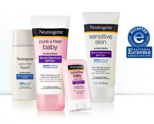 Kem chống nắng Neutrogena (Nguồn hình: laurenpaints.com)
