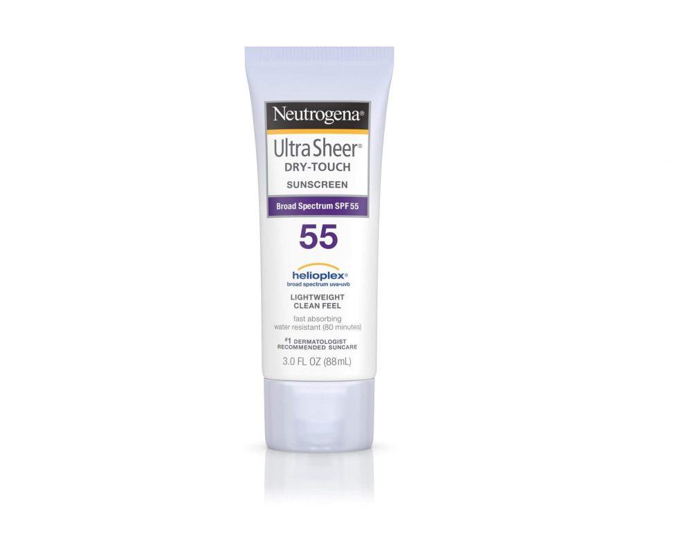 Kem chống nắng cho da dầu - Neutrogena Ultra Sheer Dry Touch Sunblock