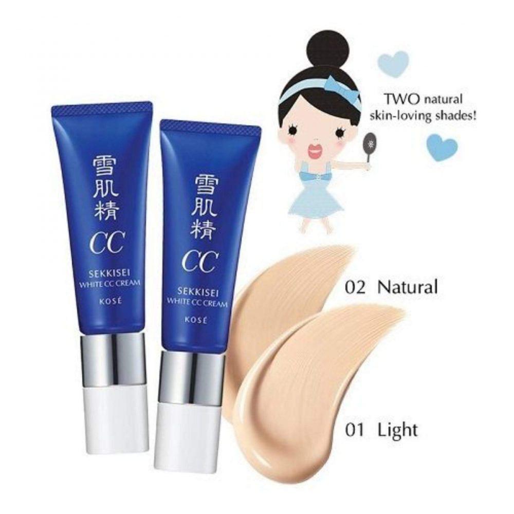 Kose Sekkisei White CC Cream
