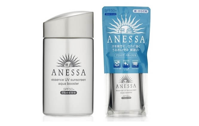 Kem chống nắng Anessa Essence UV suncreen aqua booster SPF 50+ PA++++