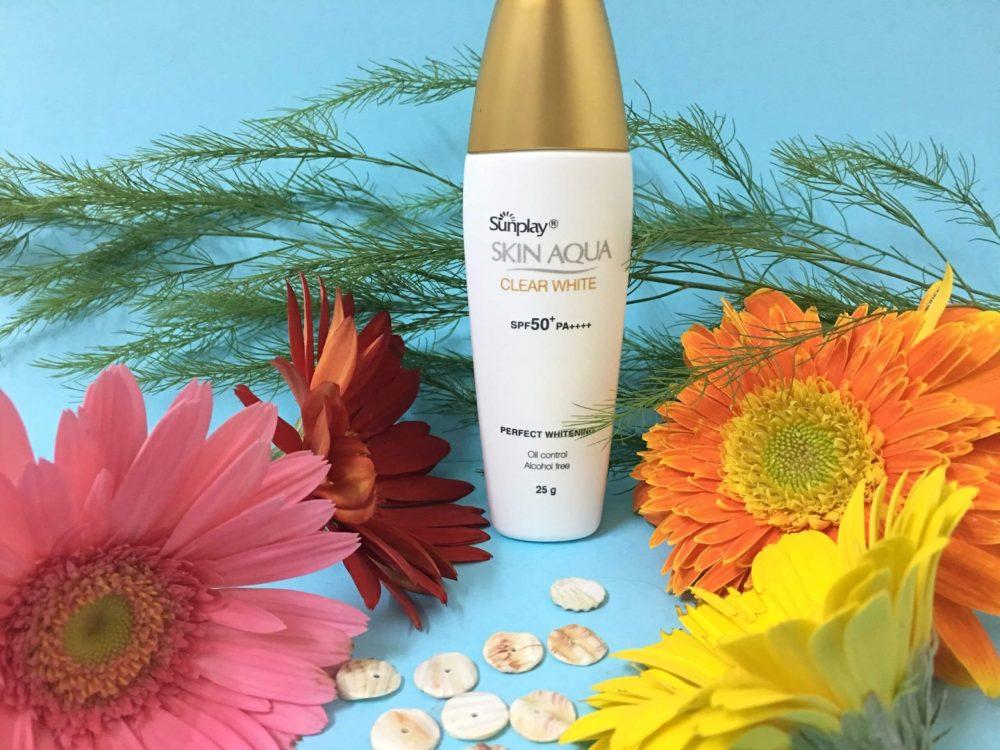Skin Aqua Clear White