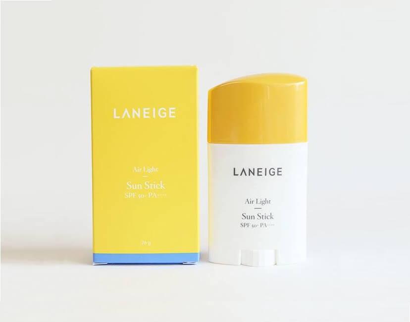 Kem chống nắng dạng lăn - Laneige Air Light Sun Stick