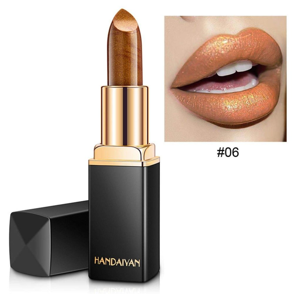 Còn gọi là Pearly and Frosted Lipstick