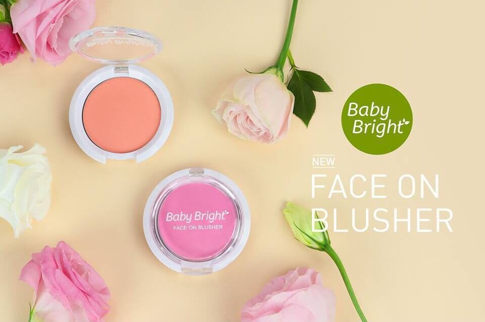 Baby Bright Face On Blusher