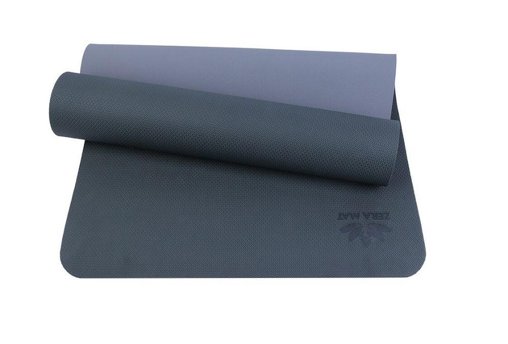 Zera Mat Thảm Tập Yoga 1 lớp 8mm TPE