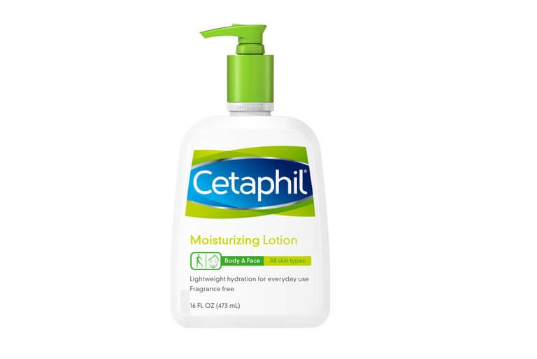 Cetaphil Moisturizing Lotion Body & Face