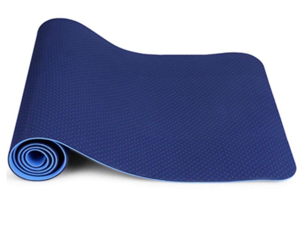 Zeno Thảm Yoga 2 Lớp TPE Cao Cấp