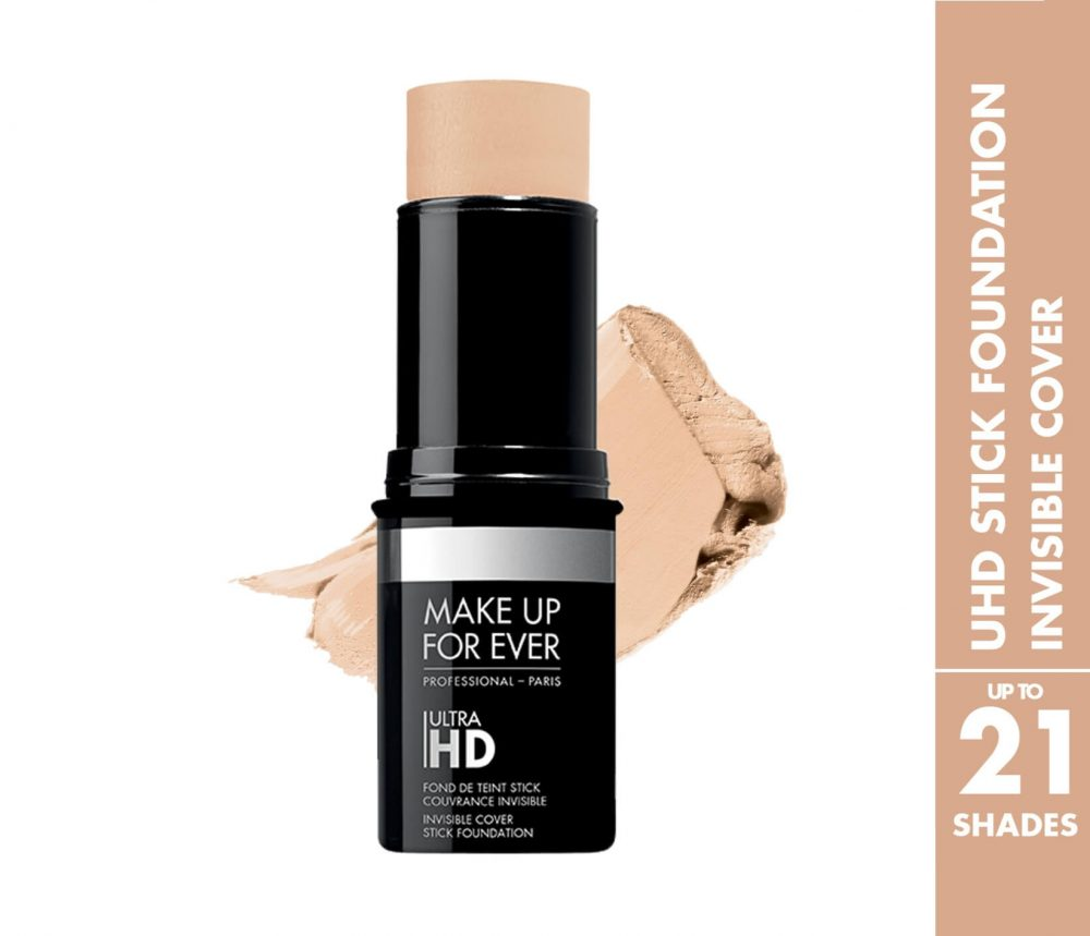 MakeUp For Ever's Ultra HD Invisible Cover Stick Foundation.