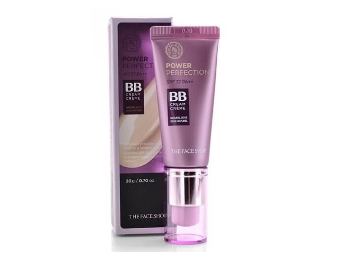 The Face Shop Power Perfection BB Cream SPF 37/ PA++ (20g)