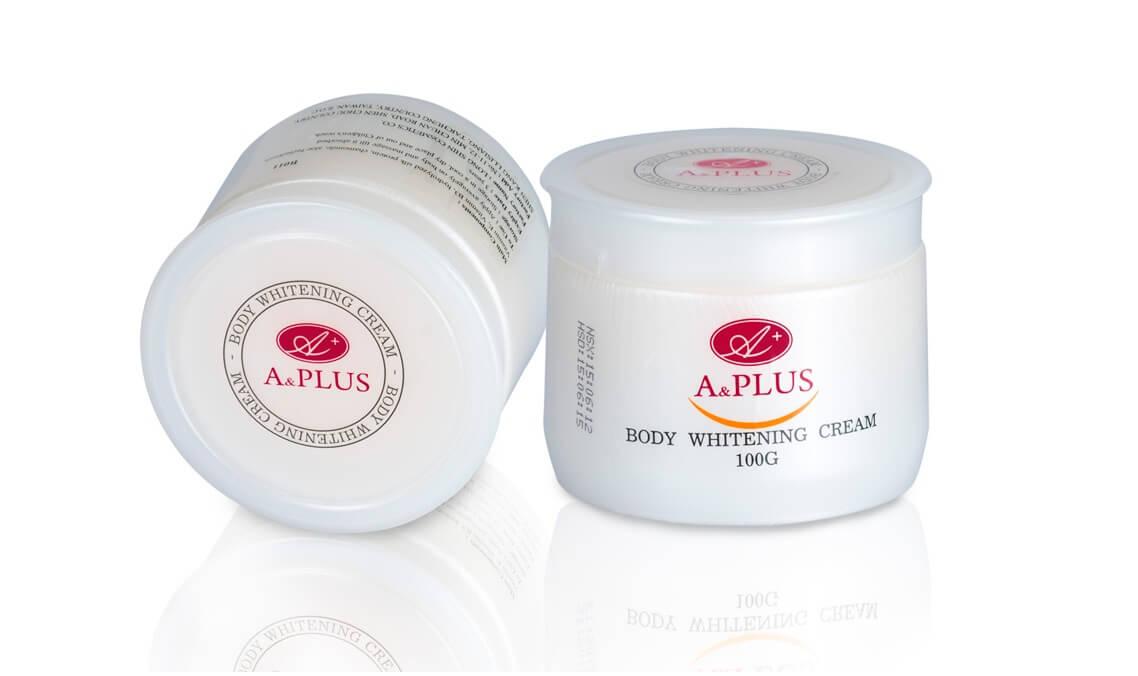 A&Plus Body Whitening Cream B11-100ml