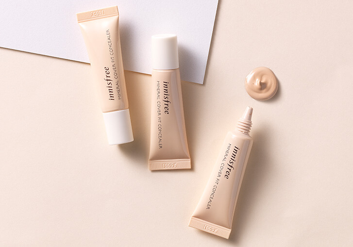 Innisfree Mineral Cover Fit Concealer