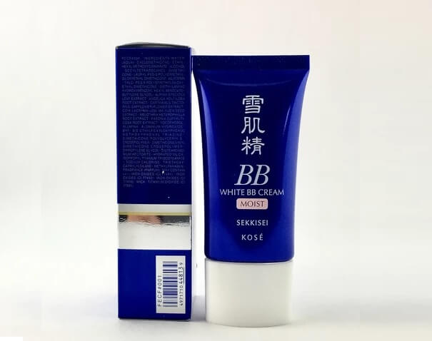 Sekkisei White BB Cream Moist.