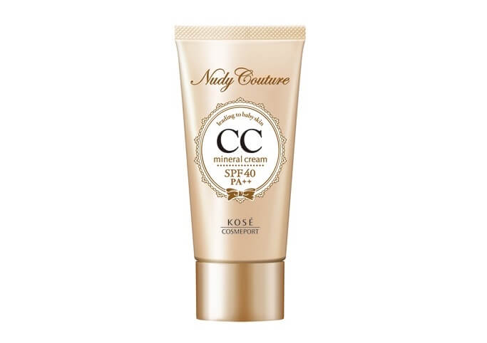Kose Nudy Couture Mineral CC Cream