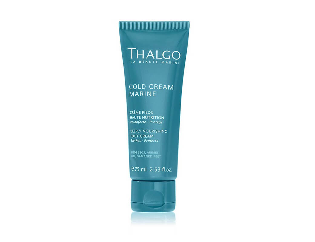 Thalgo Cold Cream Marine Deeply Nourishing Foot Cream.