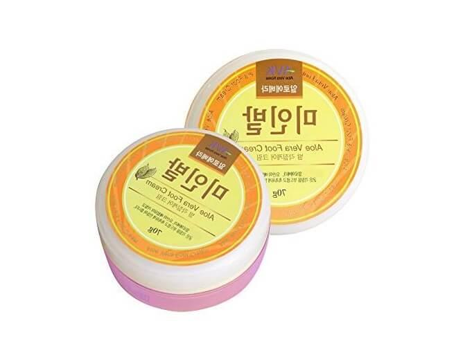 AVK Kem Dưỡng Da Chân Lô Hội Aloe Vera Foot Cream.