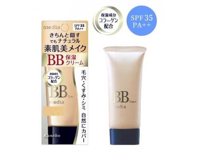 BB Cream Media Kanebo SPF 30 PA++ 35g.