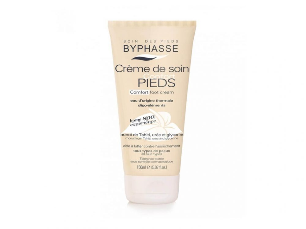 Byphasse Comfort Foot Cream.