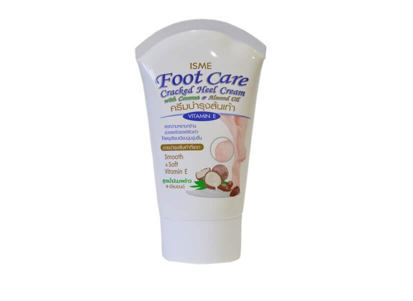Isme Foot Care Cracked Heel Cream 80g – Thái Lan