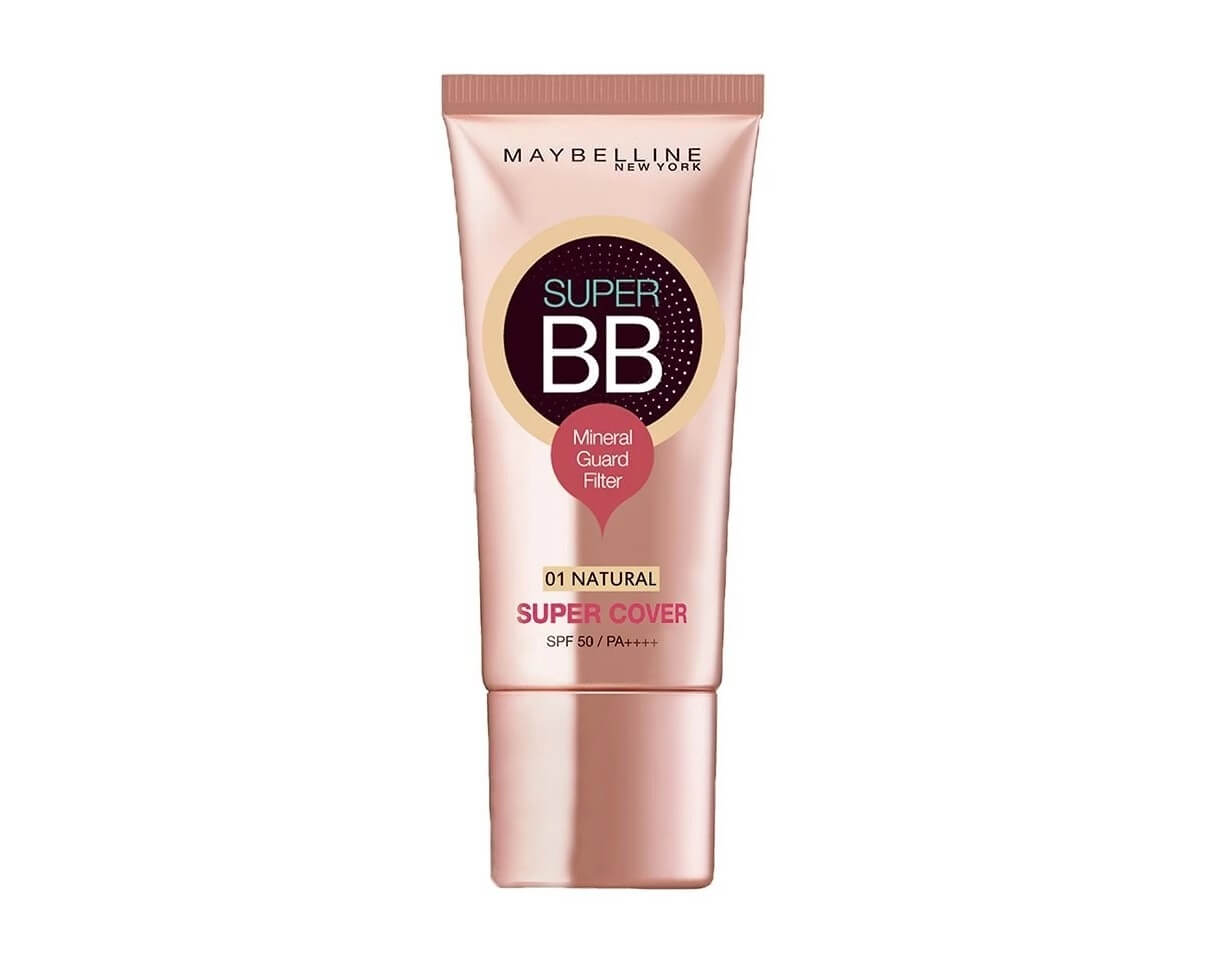 Maybelline New York BB Super cover SPF50/PA++++ 30ml.
