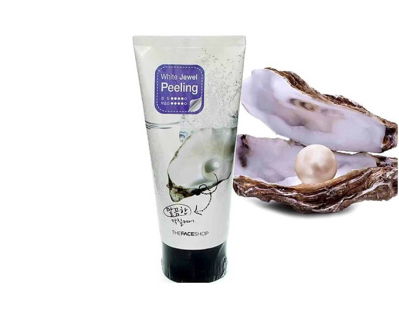 Thefaceshop Smart Peeling White Jewel Peeling