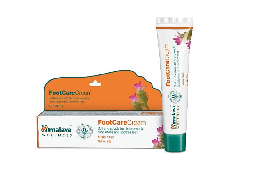 Himalaya Wellness FootcareCream 20g.