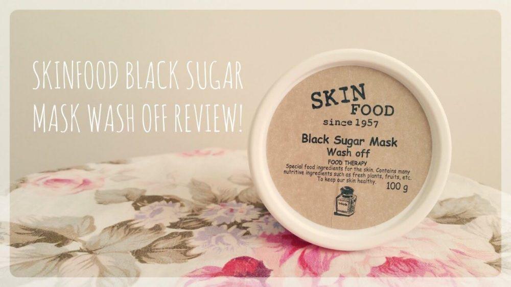 Skinfood Mặt Nạ Tẩy Da Chết Đường Đen Black Sugar Mask