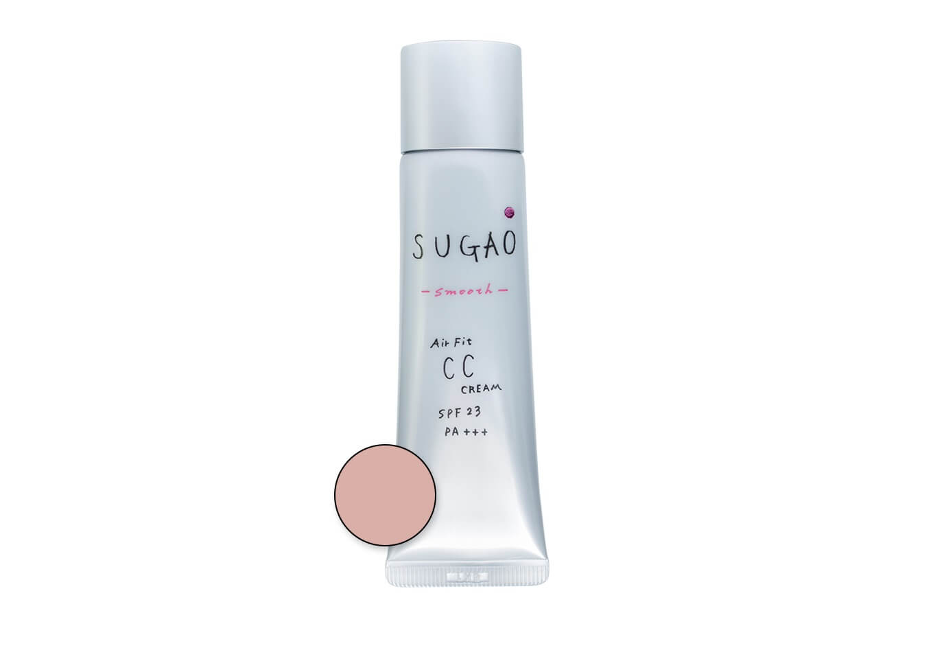 Sugao Air Fit CC Cream Pure Ochre