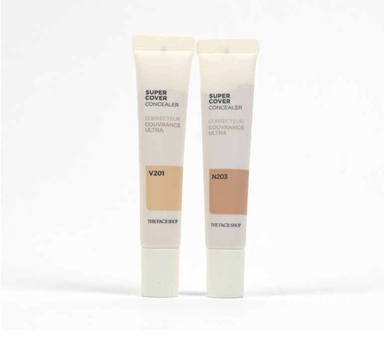 The Face Shop Super Cover Concealer