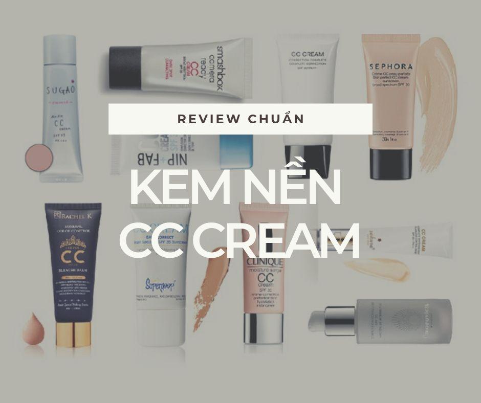 Kem nền CC Cream