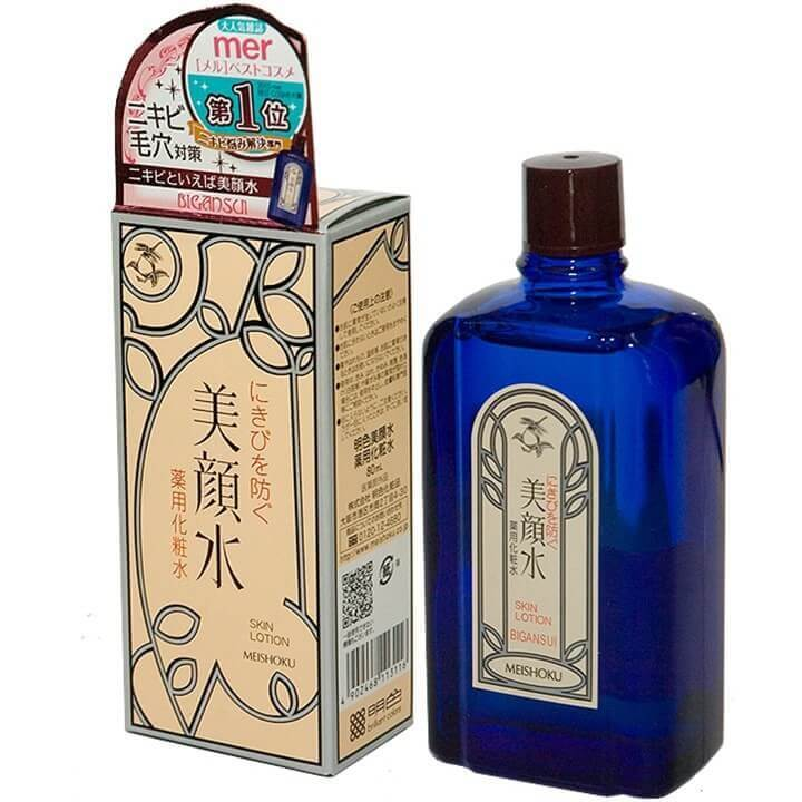 Meishoku Bigansui Medicated Skin Lotion