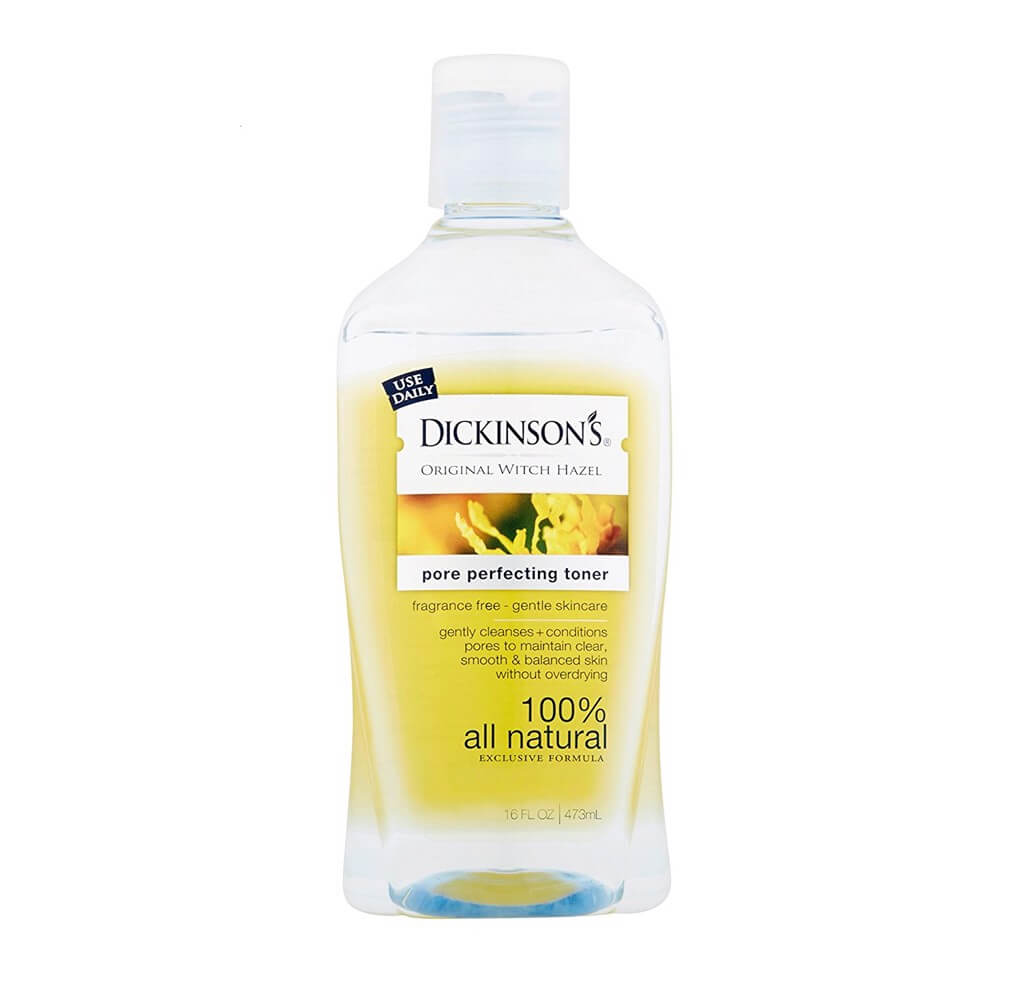 Dickison's Original Witch Hazel Pore Perfecting Toner