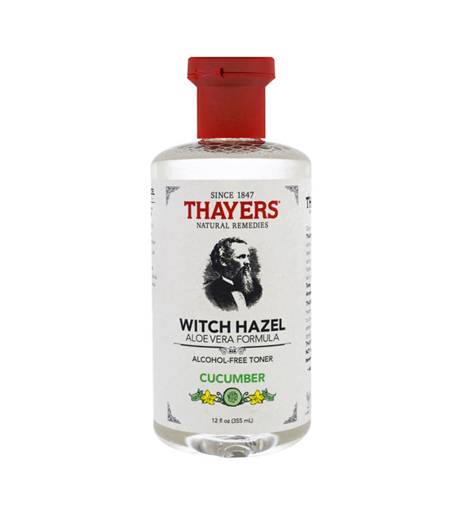 Thayer Rose Pental Witch Hazel Tone Cucumber