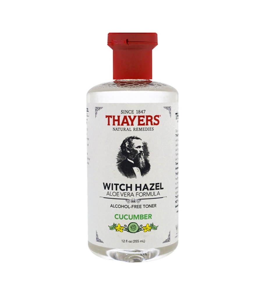 Thayers Alcohol Free Witch Hazel Toner Cucumber
