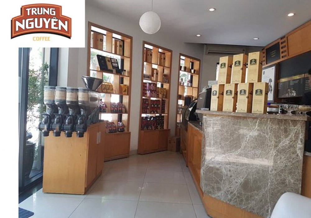 Trung Nguyên | Nhà cung cấp cà phê giá sỉ uy tín