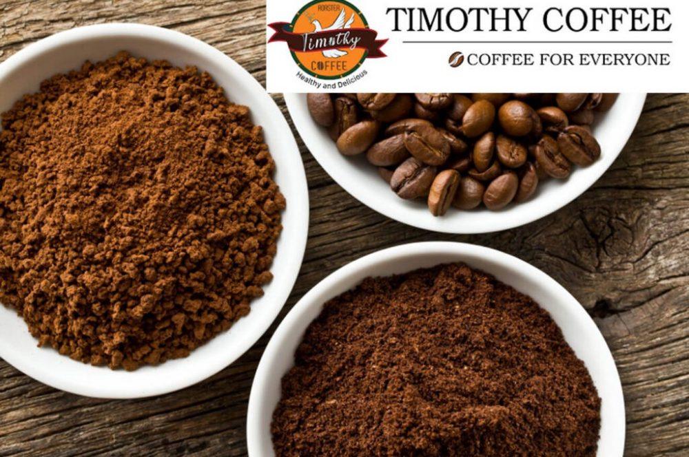 Timothy | Nhà cung cấp cà phê có chất lượng