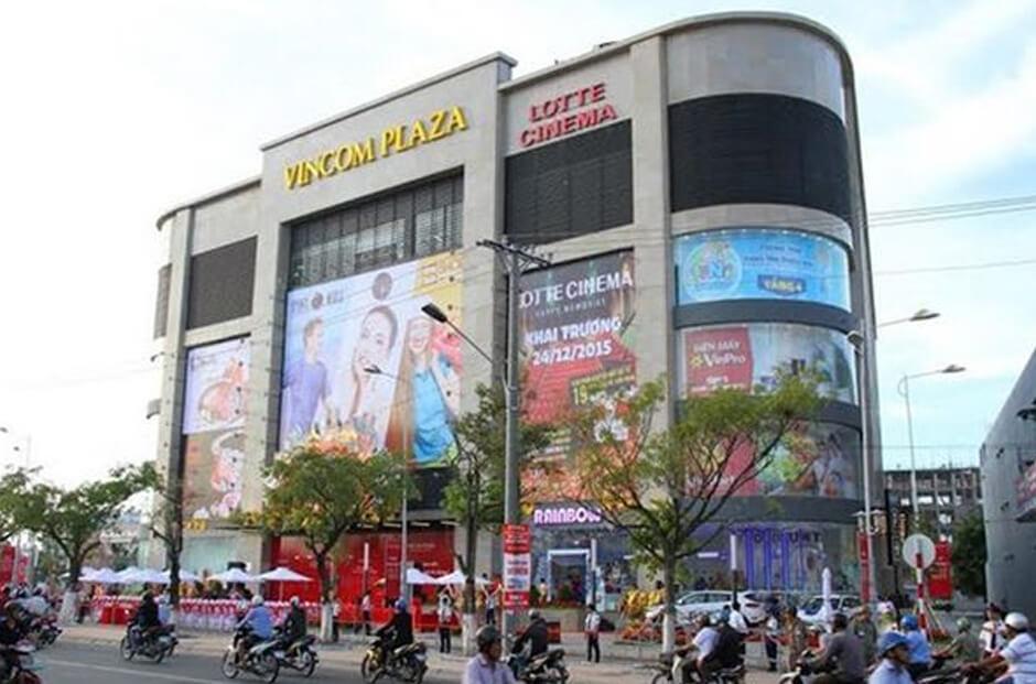 trung tam thuong mai vincom plaza tai tp long xuyen
